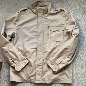 (Sold)Cole Haan lightweight jacket